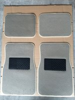 Wholesale carpet car floor mat plastic baking universal car mat automotive car carpet floor mat color