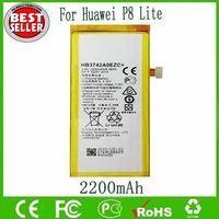 ale brands - Original OEM Battery HB3742A0EZC For Huawei P8 Lite P8Lite ALE L21 Batteries mAh Free Ship