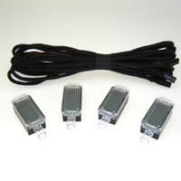 Wholesale OEM LED Footwell Light Cable For VW Jetta Golf Passat Skoda Octavia Seat Leon AD AD947409 AD