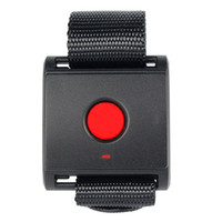 No bells watches - 10pcs Wireless Watch Calling Bell Pager Call Button Transmitter For Patient the Elderly MHz F4403A