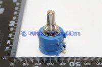 Wholesale One S L K ohm Rotary Wirewound Precision Potentiometer Turn Potentiometers Cheap Potentiometers