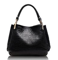 Shoulder Bags alligator pictures - 2016 noble new fashion crocodile pattern picture handbag Crossbody Bags designer women handbags high quality luxury bags promotion