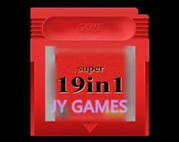 Ventes chaudes / 1 pcs / jeu vidéo / mutil-game / 22 in1 / 20 IN 1/19 IN 1/18 IN 1