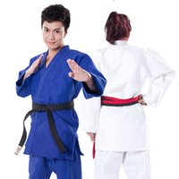 Wholesale The New Cotton Judo Training men and women Clothing Judo Practice and stage Suits with XL