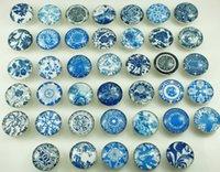achat en gros de boutons de mode chine-Mode NOOSA Chunks charme alliage de haute qualité Chunk Snap Button charme pour la Chine fleur série gros 18mm -QH