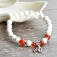 arena supplies - Natural white with red agate bracelet Cheng Qu original jewelry on the new supply arena Ms Zhao agent