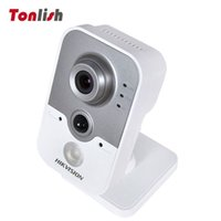 Wholesale HIK IP Camera WIFI DS CD3410FD IW MP Full HD P CCTV TF Card Camera