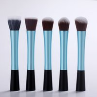 real techniques makeup brush - Professional Makeup Brushes Set Cosmetic Brushes Real Makeup Synthetic Hair Powder Brushes Techniques Makeup Set Kit