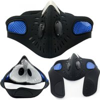 Wholesale Bicycle Motorcycle Ski Cycling Anti pollution Face Mask Outdoor Sports Mouth muf