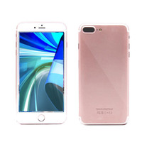 Wholesale Unlocked Goophone i7 plus I7 Pro Smartphone inch Metal body Android MTK6580 Show fake G Octa Core GB RAM GB ROM WIFI GPS