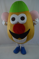 adults toy story costumes - 2016 New Adult size Mr Potato Head Mascot Cartoon Costume Toy Story Outfit EPE