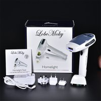 Wholesale HR001 MOQ piece HPL portable hair removal in home flashes laser hair removal epilation mini ipl laser machines for Epilator