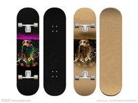 Wholesale skateboard good beautiful