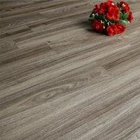 Wholesale BF Home luxury vinyl flooring planks DIY click without glue peel stick nonslip waterfloor environmental friendly inches MDM023