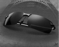 Gafas de sol de piloto Baratos-La manera de calidad superior calificó a SunGlass del solsticio del solarió del cuadrado del diseñador de las gafas de sol del piloto de Erika 5 colors + box, card, case
