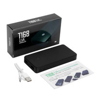 Wholesale T168 A output Mobile Power Supply and HD Motion Video P Power Bank Spy Hidden Camera