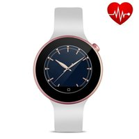 active wrist watch - 2016 Original AIWEAR C1 Smartwatch Dual Bluetooth Active Heart Rate Track Smart Watch with Siri Gesture Control Calculator waterproof