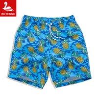 Wholesale Mens Swimwear Swim Trunks Board Shorts Swimsuits Swimming Surf Boardshorts Man Men Running Sport Drick Drying Shorts Bermuda