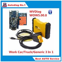best toyota truck - Best Chip Board MVD Bluetooth MVDiag Car Truck Diagnostic Tool TCS New VCI IN Multi Vehicle Diag Newest Software R2