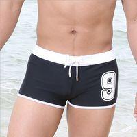 Wholesale Hot Selling Men Swimming Trunks Sexy Man Swimwear Men s Swim Trunk Swimsuit Beach Shorts Beachwear Swimming Shorts For Men