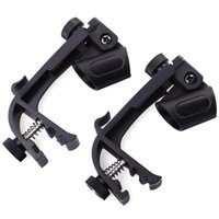 adjustable clamping - Microphone Pair Of Adjustable Stage Drum Clips Mic Rim Snare Mount Clamp Holder Groove Gear Studio Stand