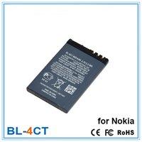 al por mayor bl 4ct-Alta calidad BL-4CT BL4CT 890mah batería recargable del teléfono móvil para Nokia 5310XM 2700C 2720F 3720 5630XM 6600F 7205 7210C 7210S 7212C 7310C