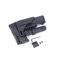 arms guns - 2016New Ipsc Glock Gun Command Caa Ars Multi Position Sniper Stock Command Arms Accessories Multi Position Sniper Stock for Ar15 m4 a Type