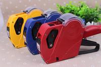MX-5500 EOS 8 Digits Retail <b>Price Tag Gun</b> Labeler + 5000 étiquettes Rouleau 1 encre ShippingZ00215 gratuit