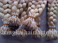 Wholesale Nano tip extension with beads by very strong italian glue pre bonded very soft shining and silky texture hot selling now No waiging