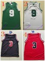 basketball shorts boys - rajon rondo dwyane wade New Arrival swingman Basketball Jerseys Sportswear Jersey S XL Mix order