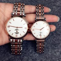 ar rounds - 2016 New Fashion Design Style Women Man Watch ROSE GOLD SILVER AR Lady Watch Luxury Quartz Wristwatch High Quality