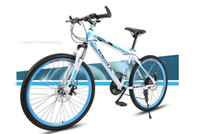 Wholesale Mountain biking speed dual inch variable speed drive disc highway bicycle male and female students