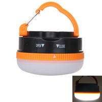 Wholesale Hot New Super Bright Waterproof CREE W LED Portable Camping Lantern Light Lamp Outdoor Tents and Shelters Lamp