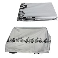Wholesale Bicycle Dust Cover Multipurpose Outdoor Rain Sun Prevent Cover Waterproof Protection MTB Cycling Bike Motorcycle Dust Cover