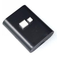 Wholesale Raspberry Pi New Pi Box ABS case for Raspberry Pi Raspberry Pi Model B pure aluminum heat sink