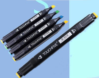 Wholesale 40pcs NEW touchfive black penholder pro art marker set copic markers micron pen Liners for drawing pen Manga Painting sakyra gel small