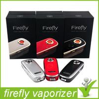 Wholesale Firefly temperature control No burning fire fly wax dry herb vaporizer pen herbal vaporizer vapor e cigarettes vs Titan pinnacle pro vape