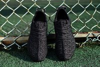 band golf - Top Pirate Black Authentic Original Kanye West Boost Low Y Men s Sports Running Shoes Turtle dove Moon Rock Oxford Tan shoes