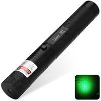 aa green laser - 2016 AA Green laser pointers w m high power nm focusable can burn match burn cigarettes SD laser stock in USA