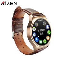 age life - free DHL SmartWatch GW01 Bluetooth Smart Watch IPS Round Screen Life Waterproof Sports Wristband Watch For Android IOS