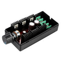 Wholesale PWM HHO Motor DC Speed Control RC Controller regelaar regulator Adjustable V V v A W
