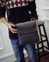 Wholesale Good PU Gentmen s business bag business men s bag shoulder bag business travel bag sling bag of men