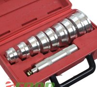 auto wheel bearings - Wheel Axle Bearings Puller Install Auto Bearing Race Seal Driver Master Set Included drivers MM