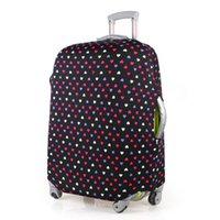 applied strobe - Hot Sale Travel Stretch Fashion Luggage Suitcase Protective Covers Luggage Covers Apply to Inch Cases