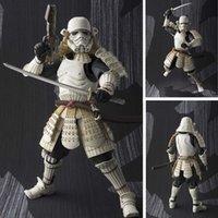 Wholesale Star Wars Action Figure Imperial Stormtrooper Sic Samurai Taisho PVC mm Realization Anime Star Wars Action Figures Model Toys