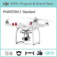 aircraft gps systems - Original DJI Phantom Standard K HD Camera Drone Axis Gimbal FPV RC Quadcopters Aircraft GPS system Helicopter