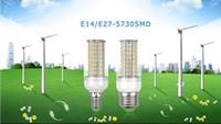 Wholesale HOT SELL Full NEW LED lamp E27 E14 W W W W W W W W SMD Corn Bulb V Chandelier LEDs Candle light Spotlight