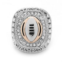 american university size - European and American fashion jewelry fans Ohio State University Buckeyes championship rings