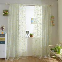 precio de cortina decorativa para puertasmoda sheer cortinas de los lunares panel decorativo
