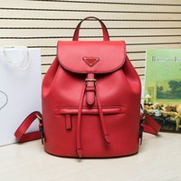 best luxury handbags - Europe and the United States famous brand style backpack ladies handbags genuine Leather luxury handbags the best quality mini backpack